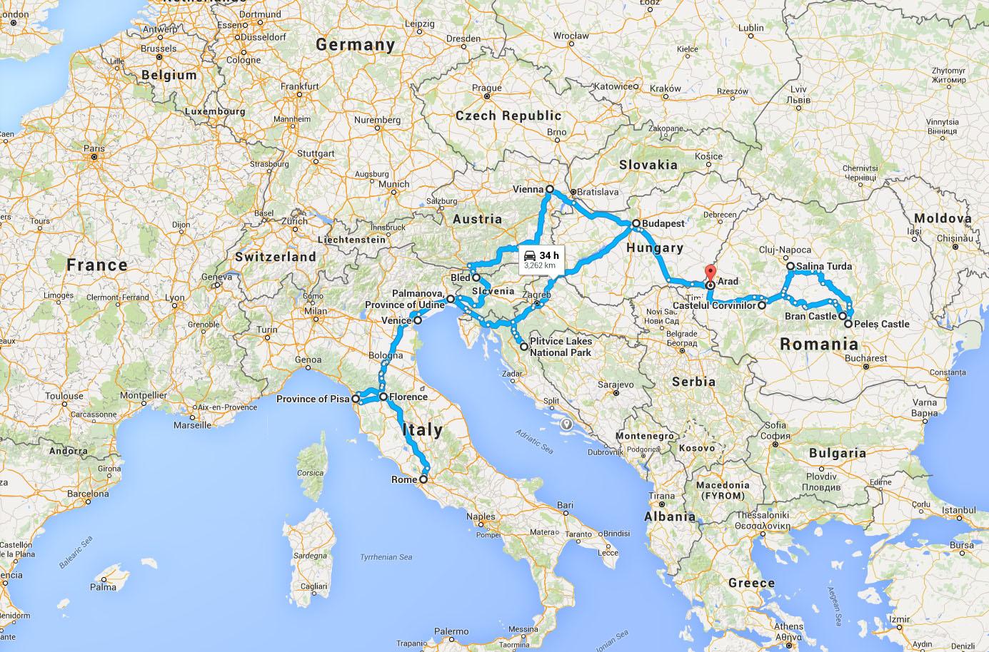 2013 Tamas Eastern Europe