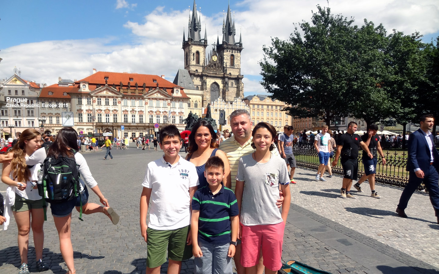 2015 Prague, Czech Republic Europe