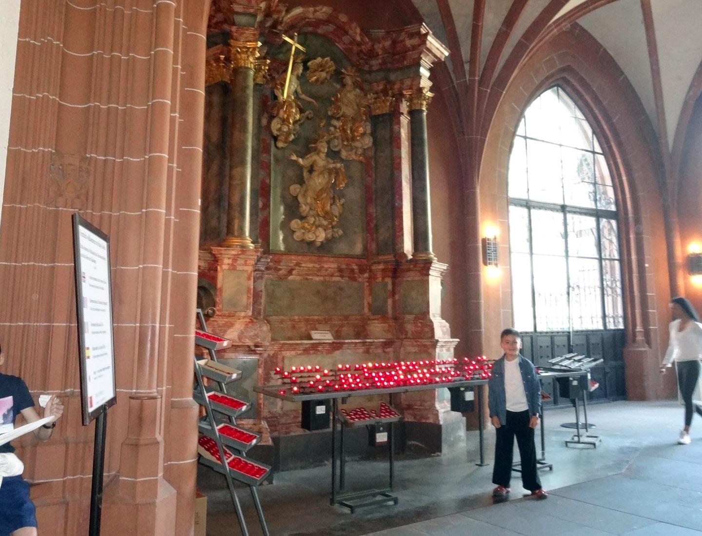 Kaiserdom Sankt Bartholomäus (Frankfurt Cathedral)
