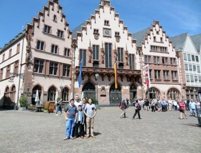 Weihnachtsmarkt Frankfurt, Römerberg, 60329 Frankfurt am Main, Germany 2015