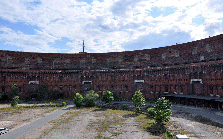 Nuremberg - Dokumentationszentrum Reichsparteitagsge