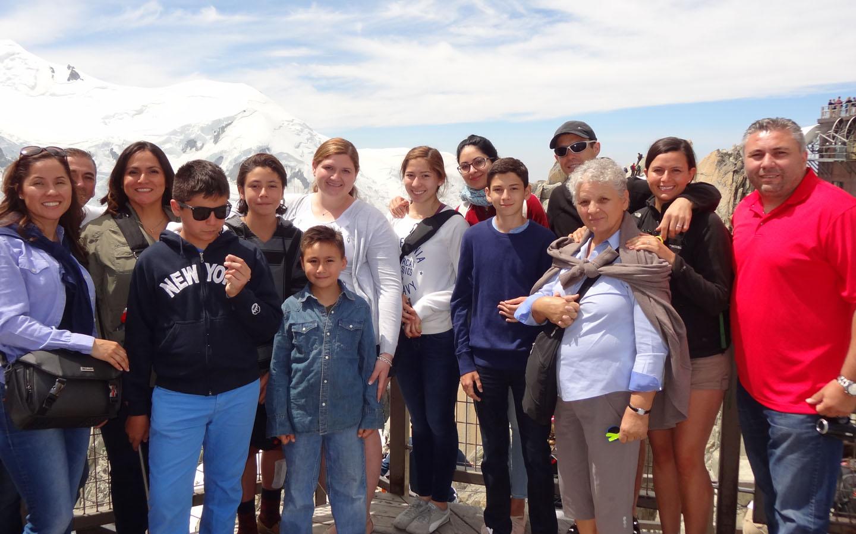 Chamonix Mont Blanc, France 2015