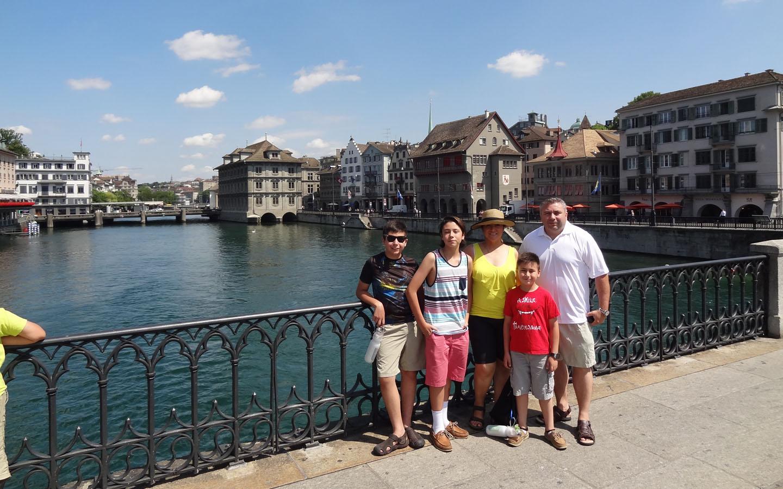 Zurich Switzerland 2015
