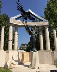 Soviet War Memorial   Budapest, District V., Hungary