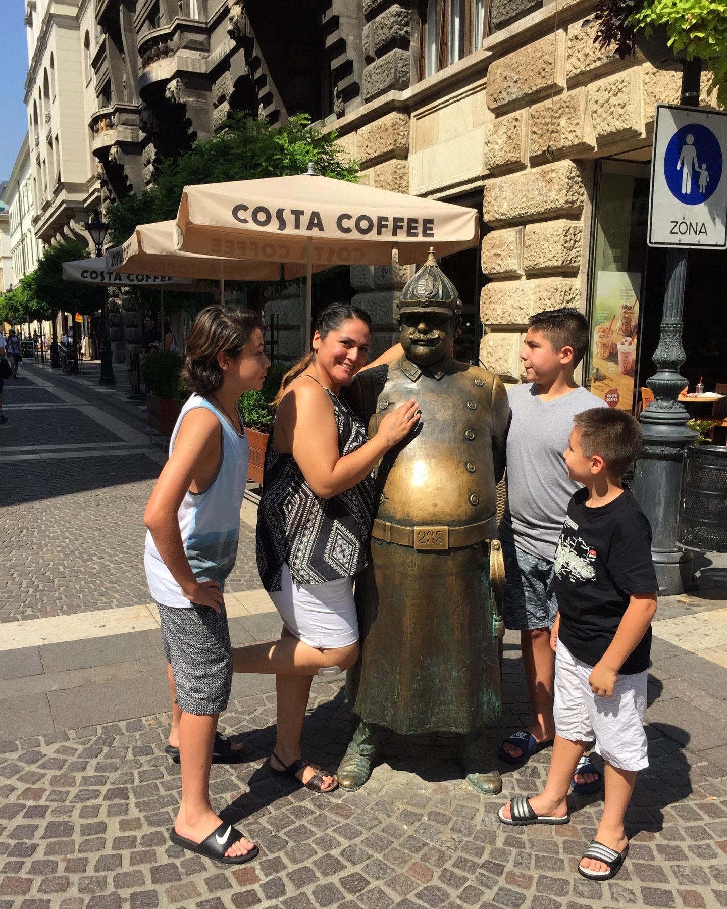 Costa Coffee Zrinyi   Budapest, Zrínyi u. 14, 1051,   2015