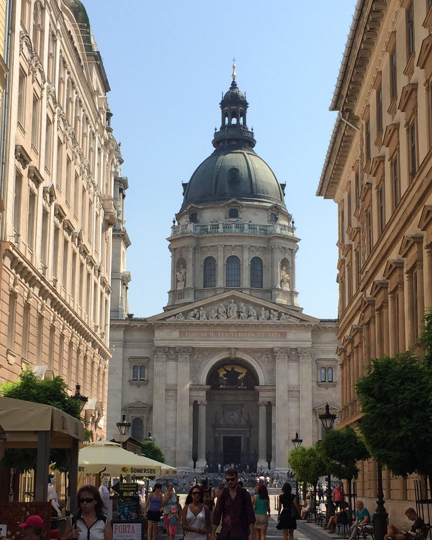 St. Stephen's Basilica Budapest, Szent István tér 1, 1051 Hungary