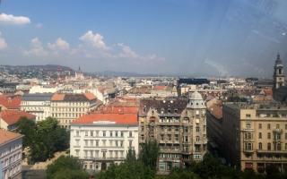 Kempinski Hotel Corvinus Park Budapest, 2015