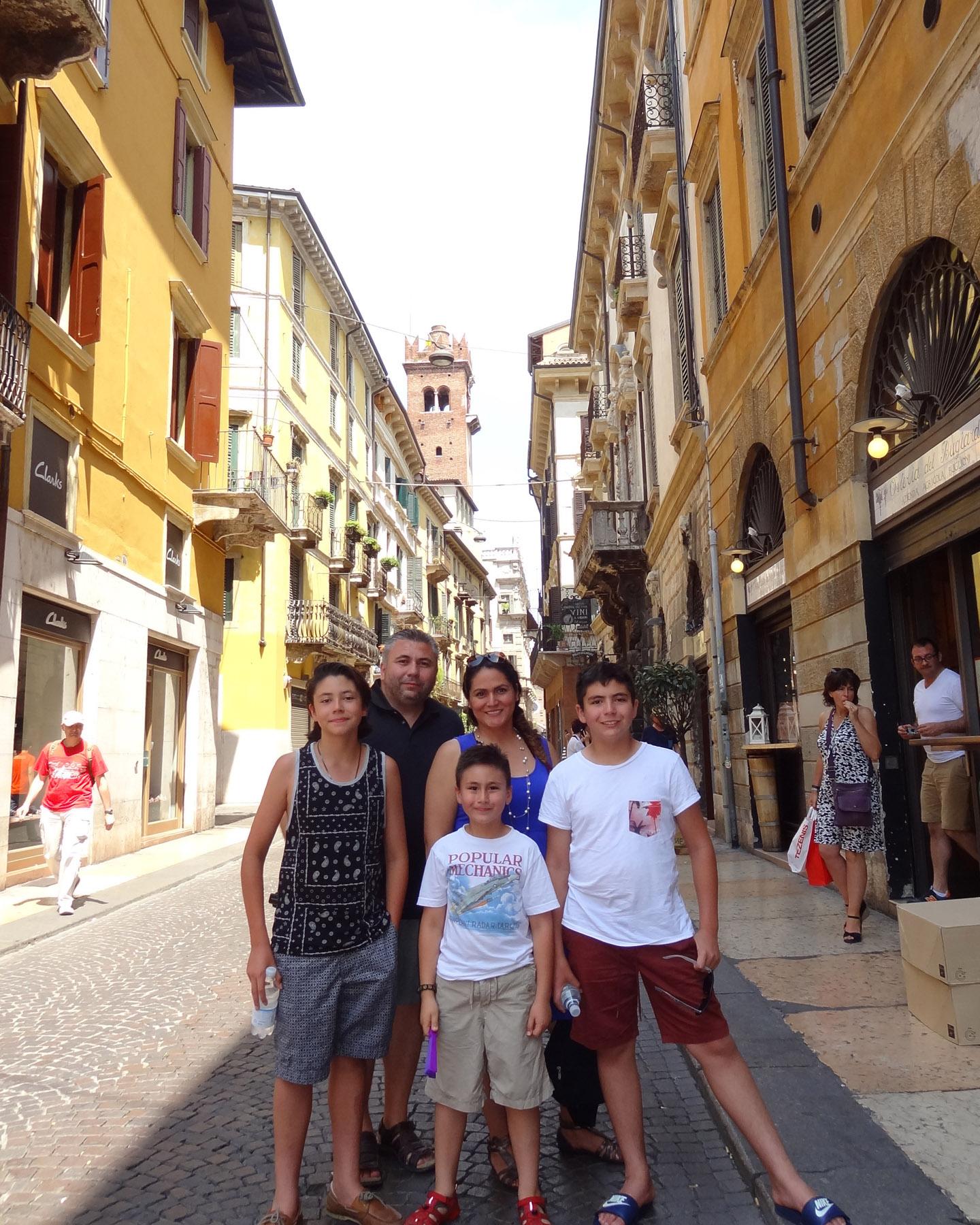 Verona, Italy 2015
