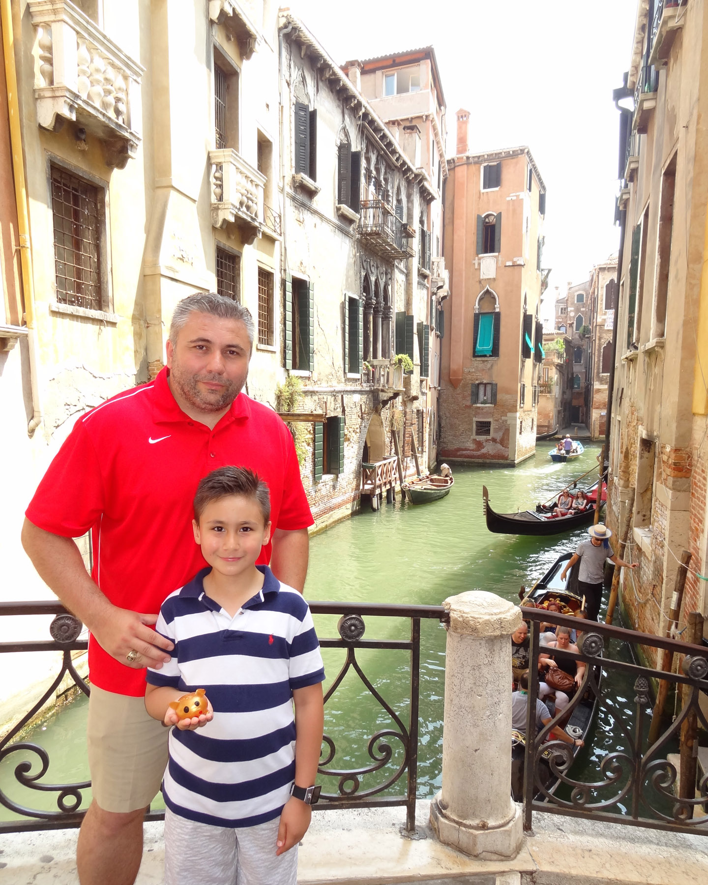 Marco Polo's Home, Venice, Italy 2015