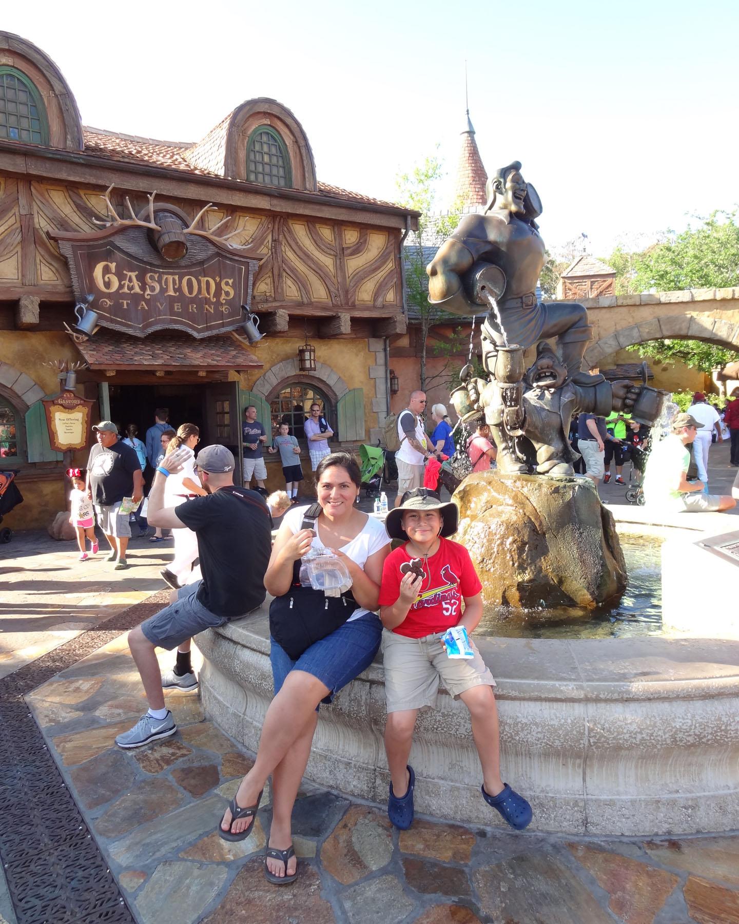 Magic Kingdom, Disney World, Florida USA, 2016