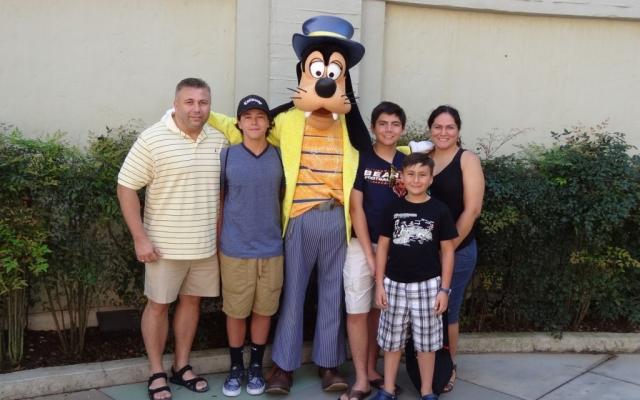 Hollywood Studios, Disney World, Florida USA, 2016
