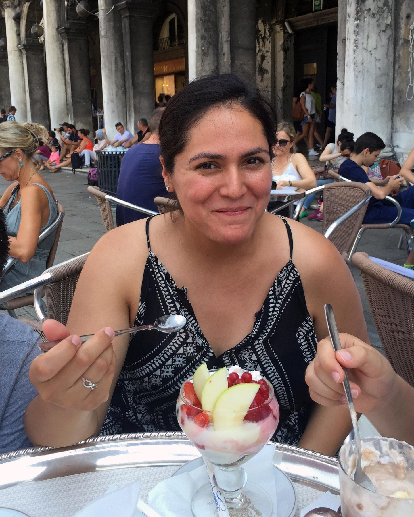 Caffè Florian, St. Mark's Square, Venice, Italy 2015