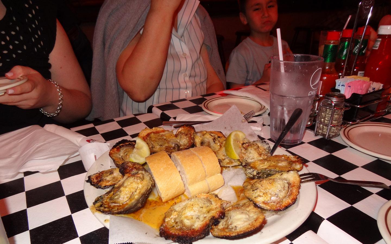 New Orleans Cajun Food