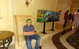 Crowne Plaza Hotel in the French Quarters