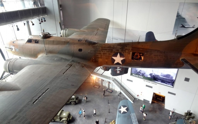 The National WWII Museum, New Orleans USA