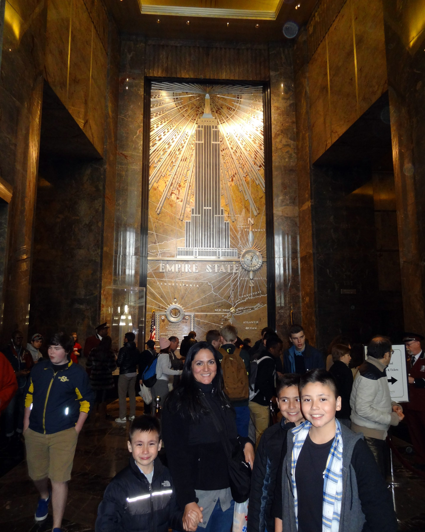 Empire State Building, New York, USA 2014