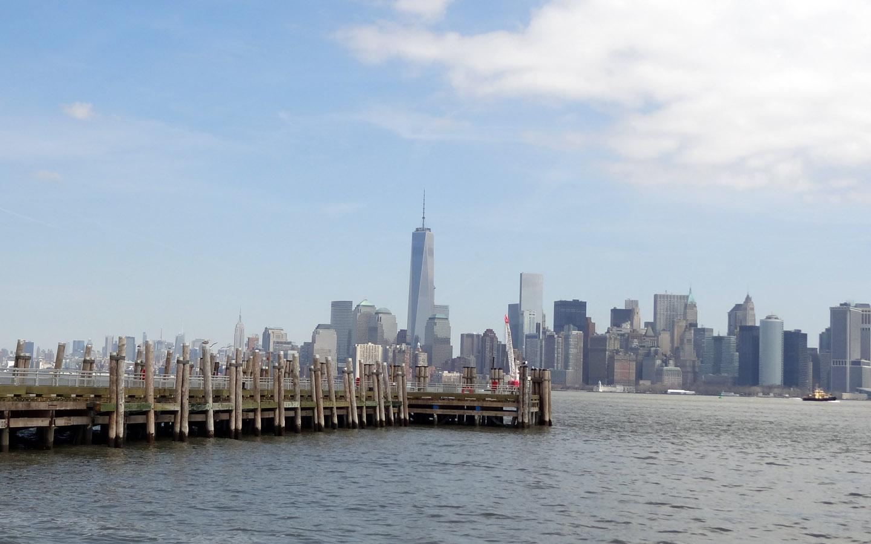 One World Trade Center, New York, USA 2014