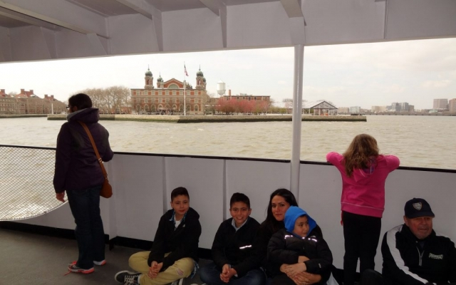 Ellis Island, New York, USA 2014