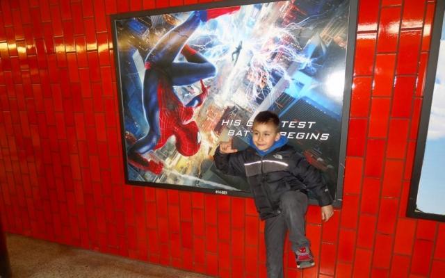 Subway, New York, USA 2014