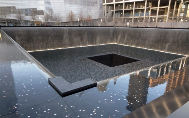 National 9/11 Memorial, New York, USA 2014