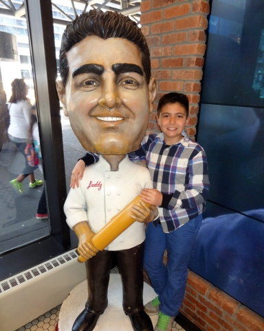 Cake Boss Restaurnat, New York USA 2014