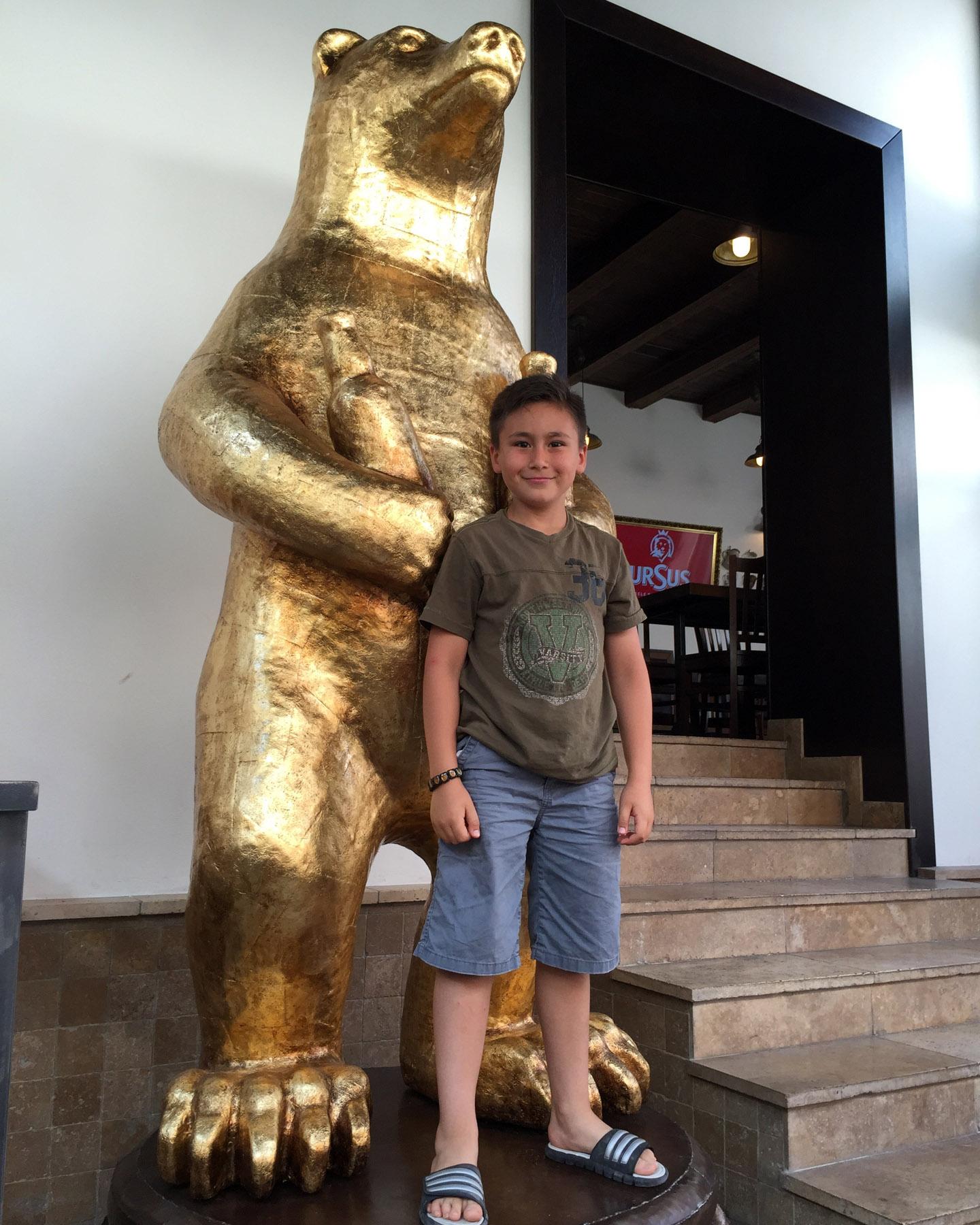 Euphoria Biergarten, Arad Romania 2015