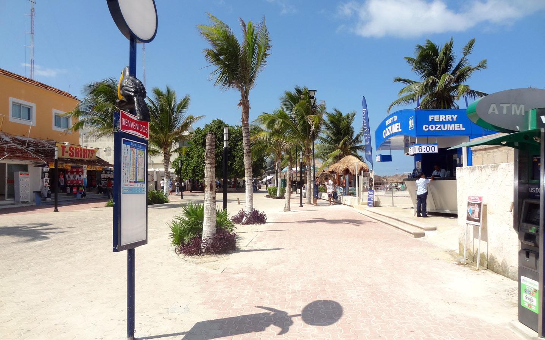Playa Del Carmen, Mexico 2014