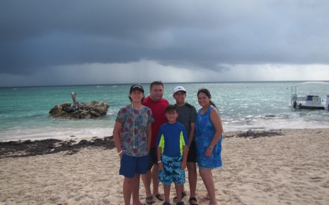 2016 Dominican Republic- Punta Cana - Snorkeling Excursion
