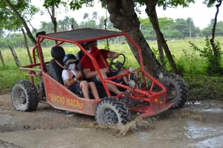 2016 Dominican Republic- Punta Cana - Dune Buggy Excursion