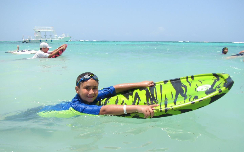 2016 Dominican Republic- Punta Cana - VIK Hotel Beach