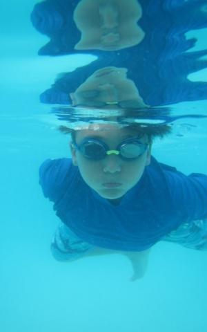 2016 Dominican Republic- Punta Cana - Ethan Tamas - VIK Hotel Pool