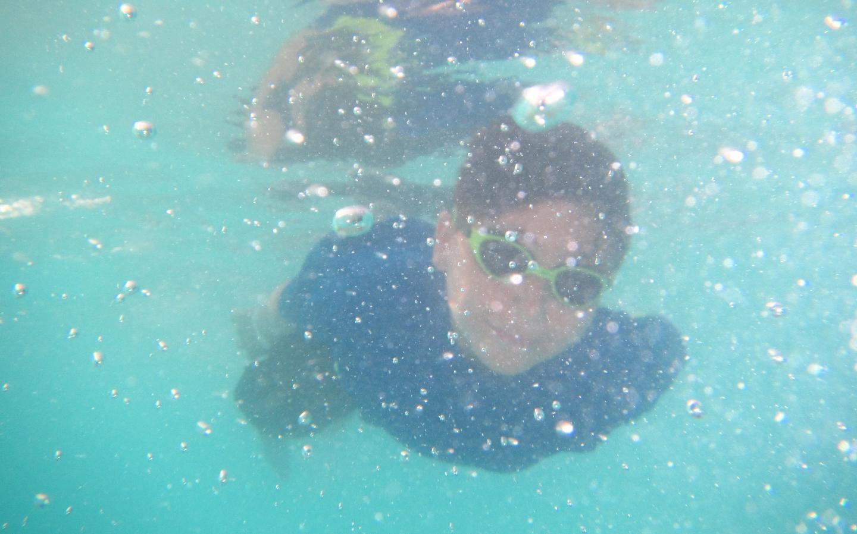 2016 Dominican Republic- Punta Cana -Ethan Tamas - VIK Hotel Pool