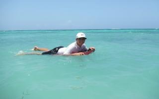 2016 Dominican Republic- Punta Cana - at the beach