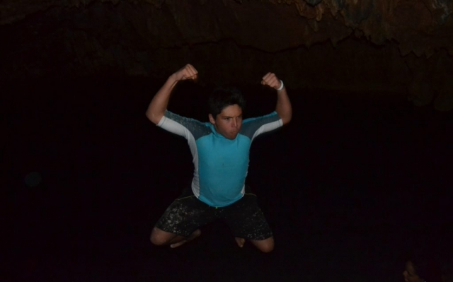 2016 Dominican Republic- Punta Cana - Cave Swimming on the Dune Buggy Excursion