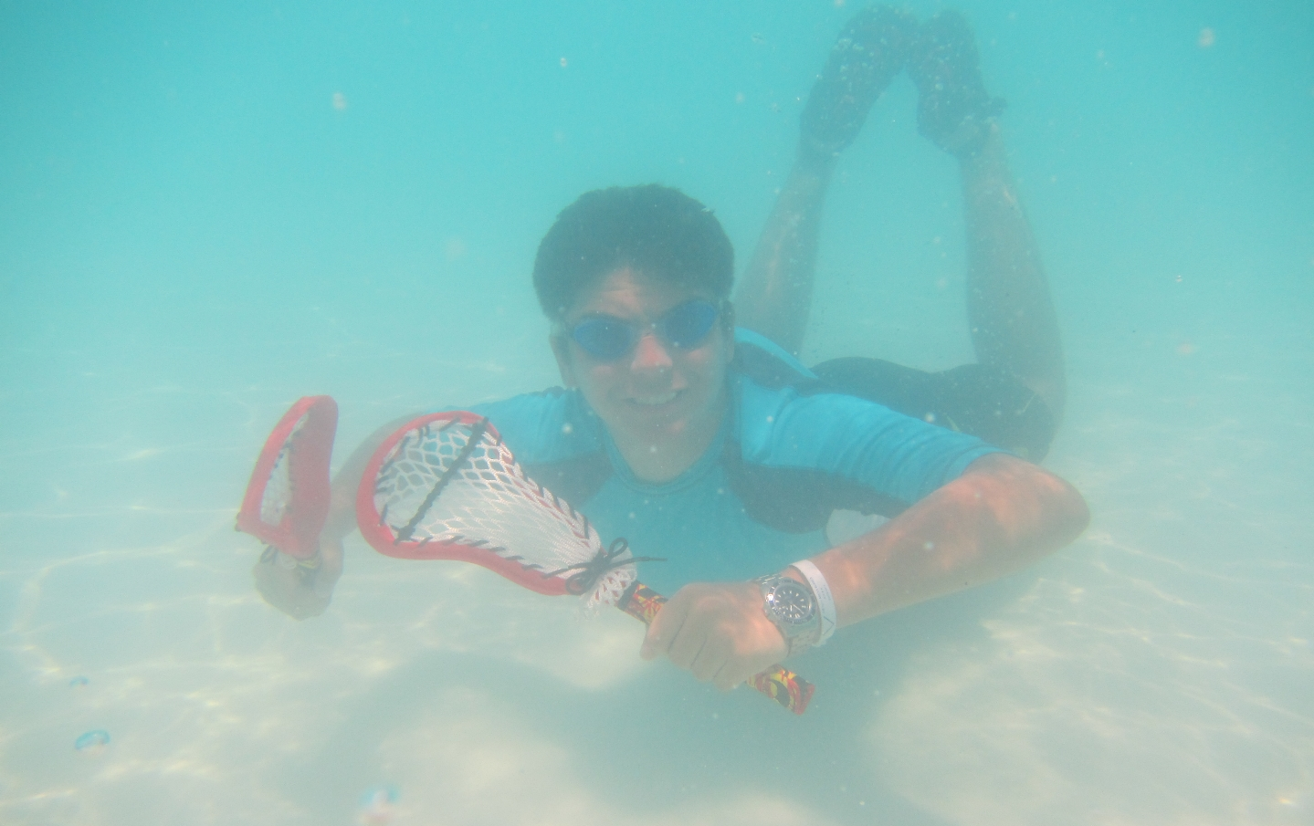 2016 Dominican Republic- Punta Cana - Jacob Tamas - VIK Hotel Pool