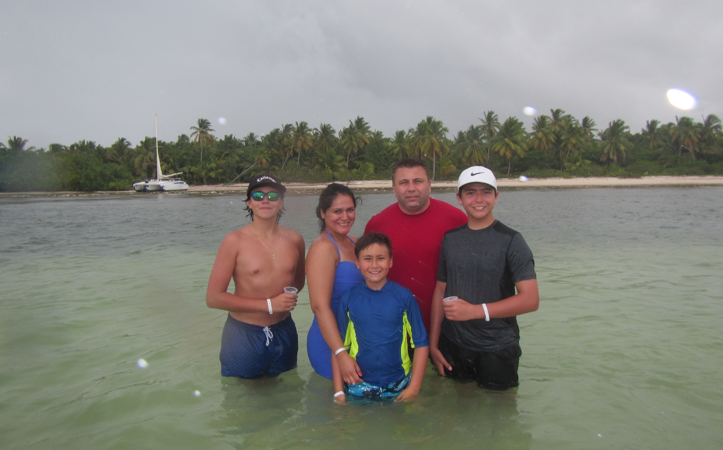 2016 Dominican Republic- Punta Cana - Snorkeling Excursion