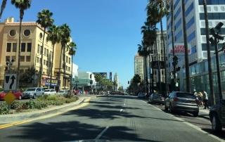 2016 Los Angeles, California, Hollywood Boulevard