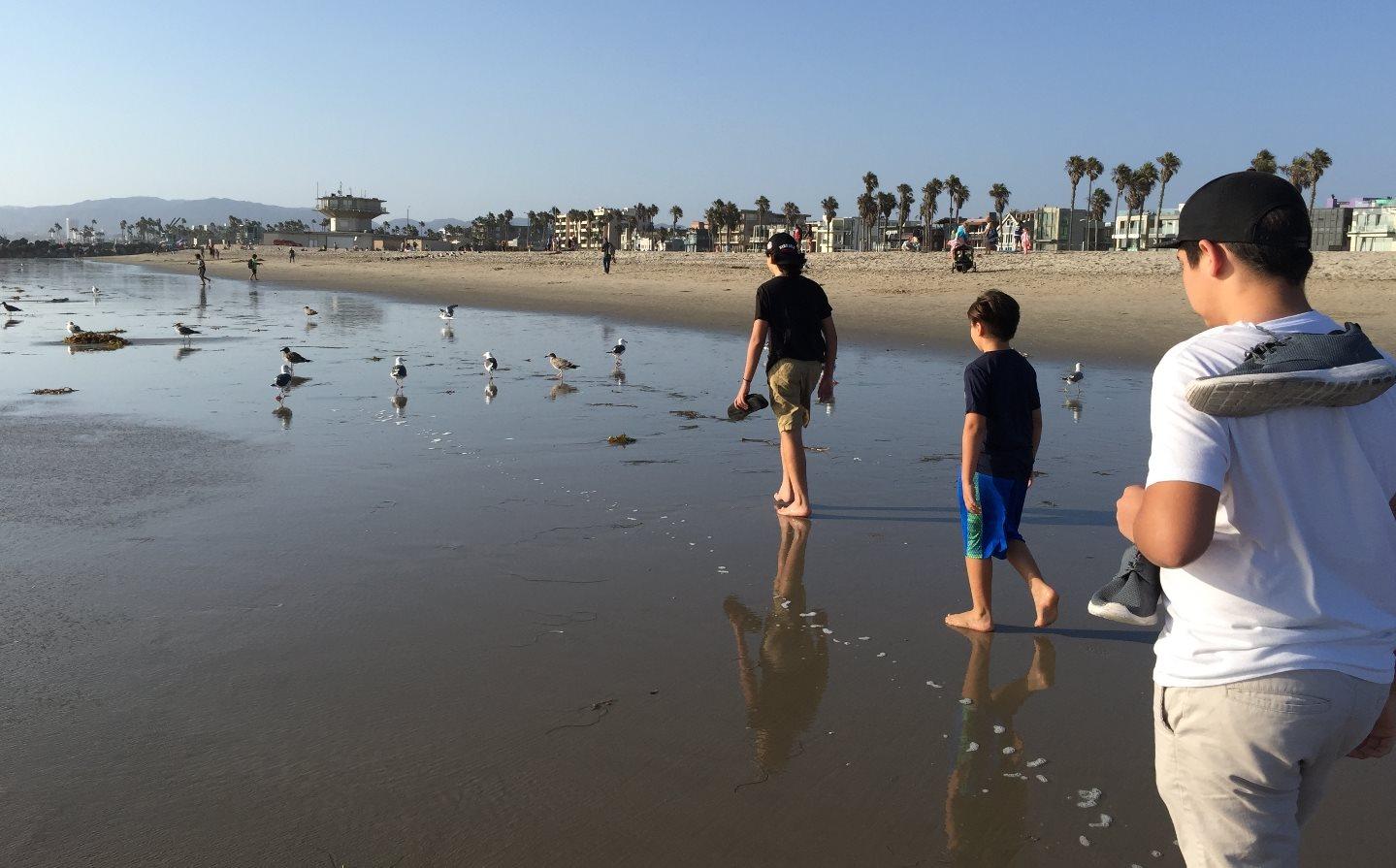 2016 Los Angeles, California, Santa Monica