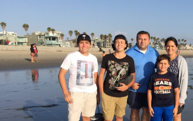 2016 Los Angeles, California, Venice Beach
