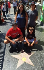 2016 Los Angeles, California, Hollywood Walk Of Fame