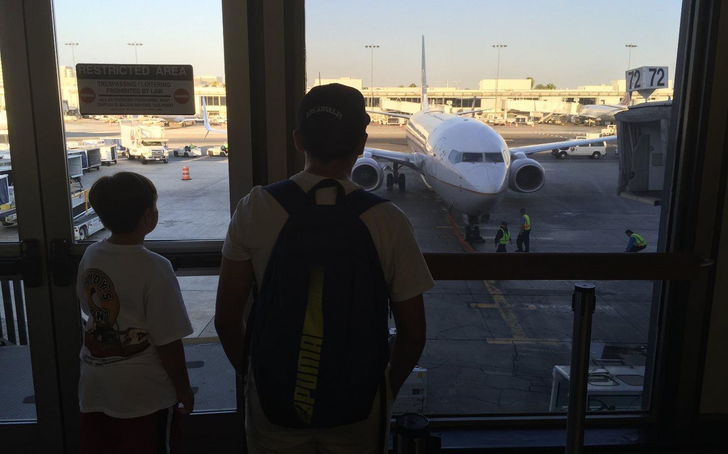 2016 Los Angeles, California, Airport