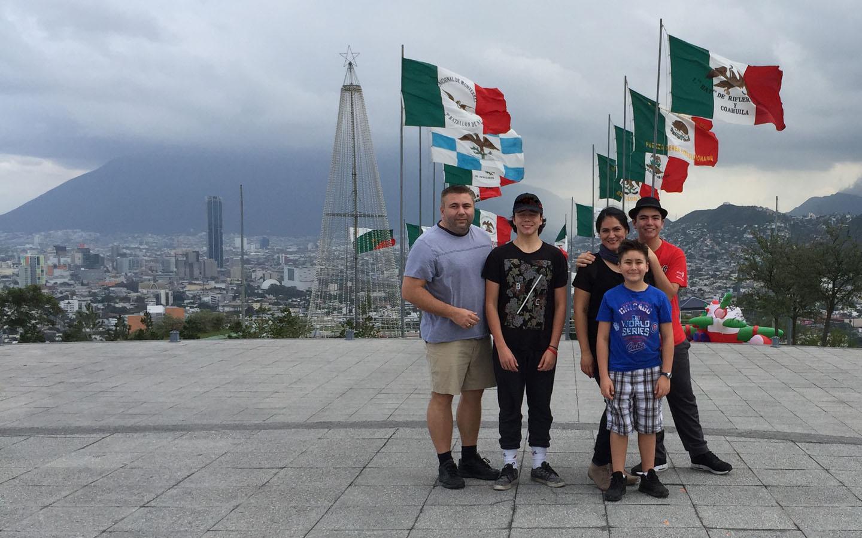 2016 Tamas' in Monterrey Mexico