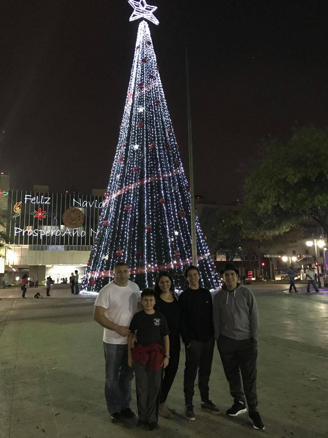 Downtown Monterrey, Mexico