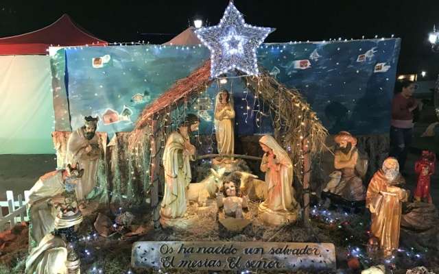 Nativity Scene, Monterrey, Mexico