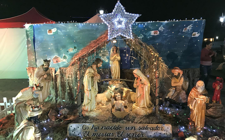 Nativity Scene, Monterrey, Mexico