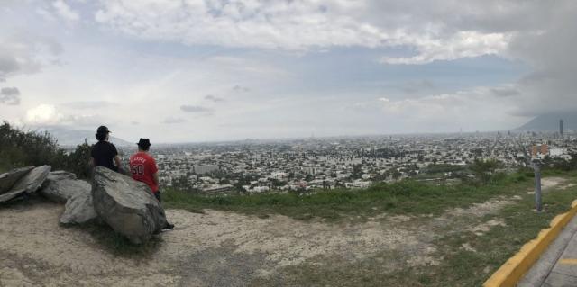 Mirador del Obispado, Monterrey, Mexico