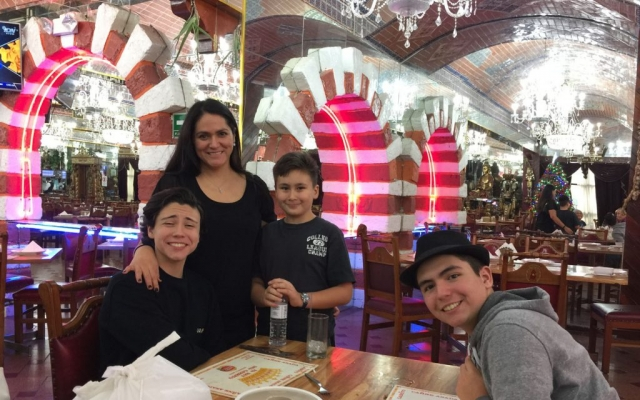 El Rey del Cabrito Restaurant, Monterrey, Mexico
