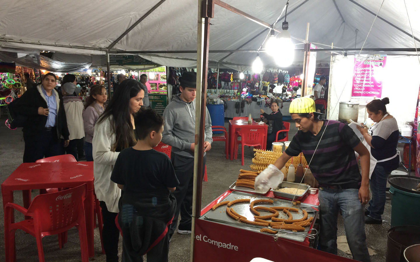 Fresh Churros, Monterrey, Mexico