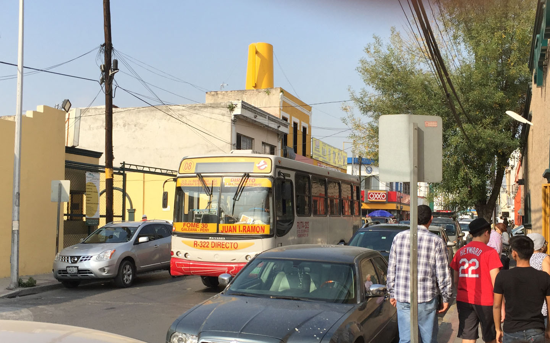 Taquería Juárez Restaurant, Monterrey, Mexico