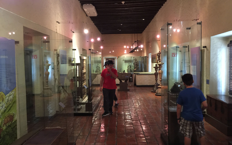 Museo del Obispado, Monterrey Mexico